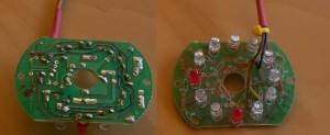 LED Halterung